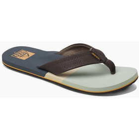 Reef Tri Waters Sandalen Heren, grey/green